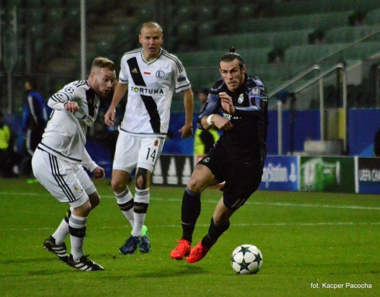 Legia Warszawa vs Real Madryt
